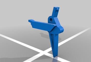Tippmann TMC Elftman Style Skeletonized Trigger